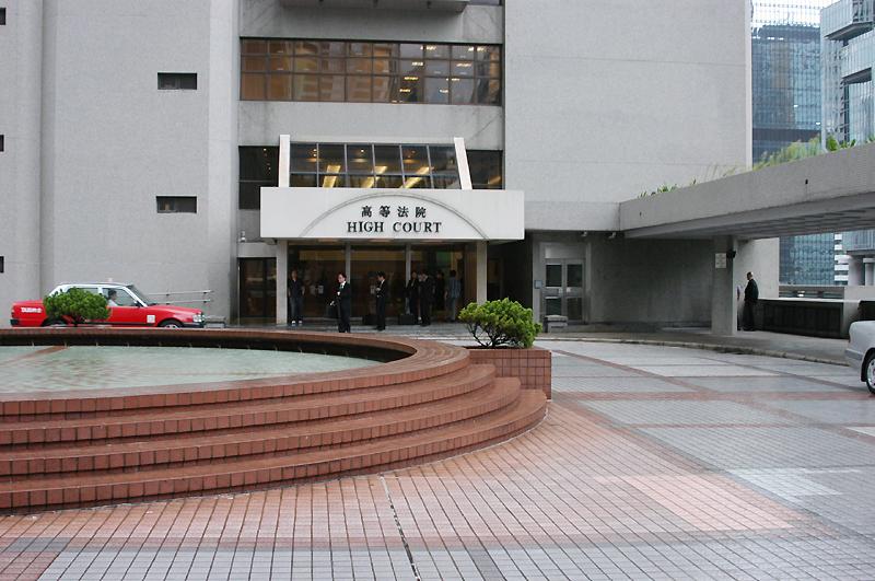 中共批香港高院蒙面法裁決 遭律師界撻伐