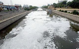 北京市河道大半遭污染