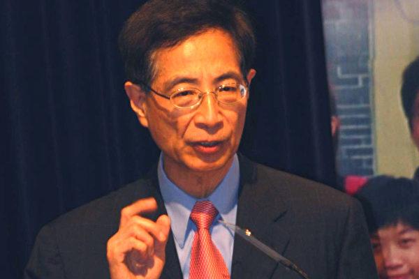 李柱銘批評政府的做法是變相效法新加坡,想濫用司法程序去打擊異見人士。(攝影: 香港大紀元記者)