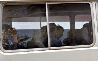 一批西藏人逃亡抵達尼泊爾後被捕