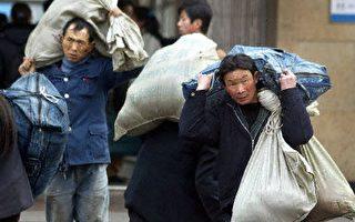 中國票販分五等 回家買票難