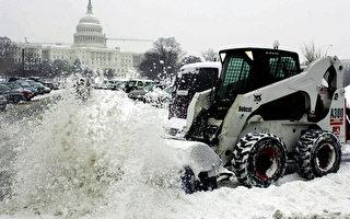 美东暴风雪已造成56人死亡