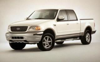 組圖:2003年全美前十大暢銷車排行榜
