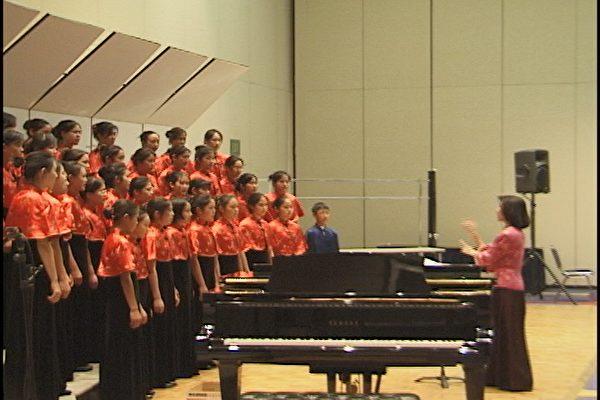 加州音樂教育協會2004年會