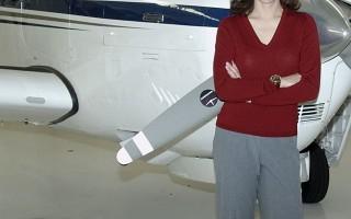 【人物】美國女飛行員傣麗的故事