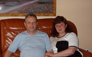 【人物】瑪琳娜和托尼:來自俄羅斯帶着愛