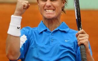 休伊特闖入法網男單八強