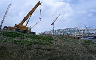 圖片報導﹕2006年世足賽將于德國慕尼黑市舉行