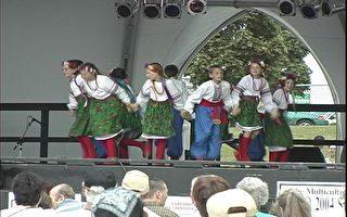 加拿大温莎市第五届多元文化节