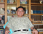 《中國事務》總編伍凡先生。(大紀元)