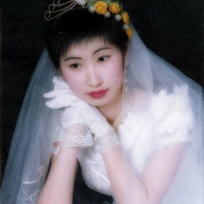 罗织湘婚纱照