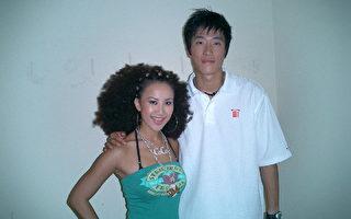 李玟和刘翔相见欢 合唱月亮代表我的心