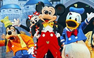 米老鼠:最能掙錢的卡通富翁 年收入58億美元