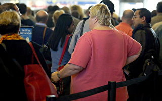 旅客體重增加 美國航空業成本上升