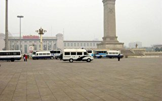 禁祭奠紫陽 北京大量軍警空前戒備
