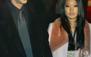 尼可拉斯凯吉与韩裔妻子准备迎接爱情结晶