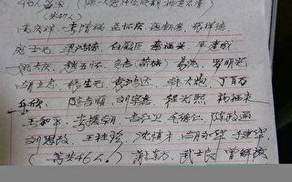 军工系统46名老干部宣布退出中共