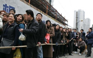 去年中國房價平均上升14.4%