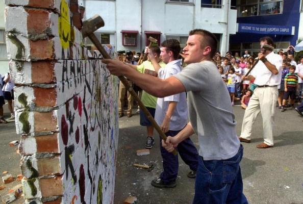 美議員:中共行動令人警覺 香港是新的柏林