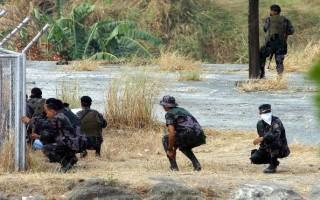 菲警攻坚结束监狱暴动22囚犯死亡