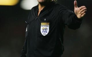 著名足球裁判遭死亡威脅宣佈退役