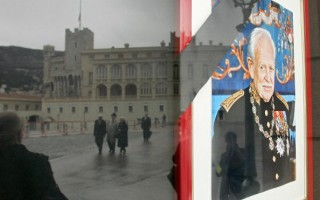 組圖:摩納哥國王喪禮 四月十五日舉行