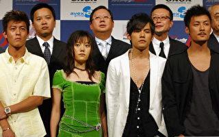 《头文字D》6月19日全球首映  周杰伦银幕初恋