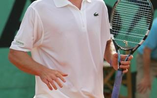 法网公开赛三轮前 九名美国男球员全部阵亡