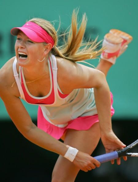 法網公開賽 夏拉波娃庫茲妮佐娃雙雙晉級