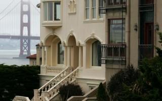 旧金山湾豪宅房价飙升 每栋平均270万美元