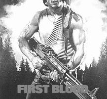 《蘭博4》明年開拍 史泰龍大戰白人極端者