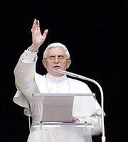 義放寬生育法公投前 教宗批墮胎與胚胎研究