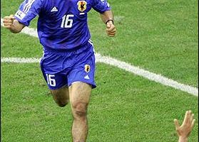 聯邦杯足賽:日本一比零小勝希臘