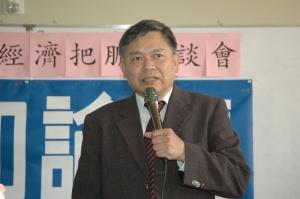 張清溪﹕中國經濟崩潰台商先受害