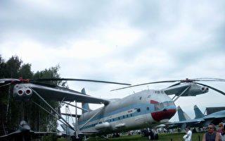 第二届全俄航空节在莫斯科郊外举行