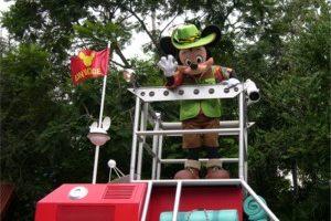 迪斯尼上海乐园拟明年开始设计2012年开放