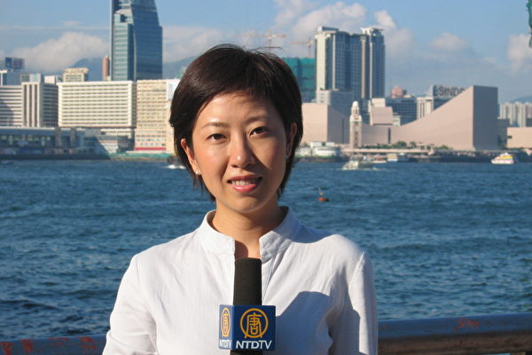 美領館關注香港記者家人被捕事件