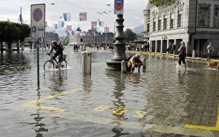 中東歐百年特大洪災 乾旱天氣60年罕見