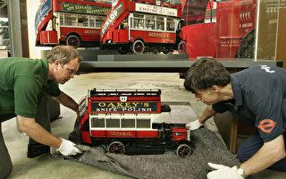 伦敦交通博物馆换新装 2000展品动起来