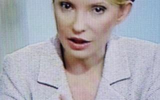 烏美女總理下台 揚言自組政團