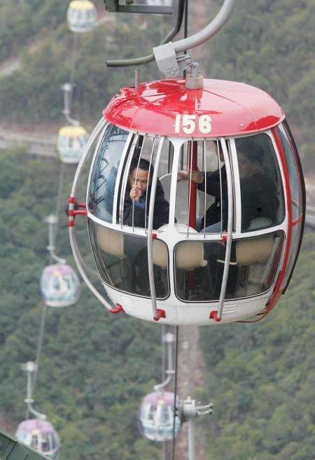 香港海洋公园拟扩建吸引游客