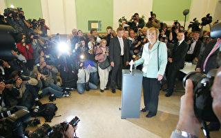 组图:德国会大选
