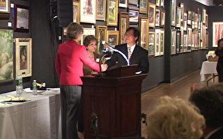 美國國際粉彩畫開展 華裔畫家顯身手