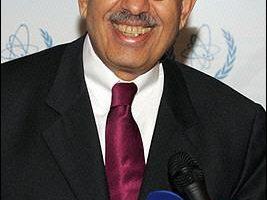 美国向艾巴拉迪获得诺贝尔和平奖致贺