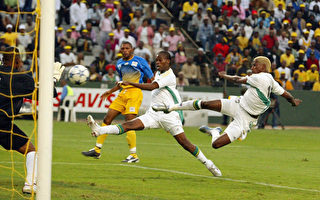 非洲足球版圖重組  安哥拉等四隊前進世界盃