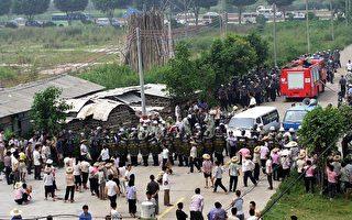 衛報記者陳述呂邦列被毆打經過