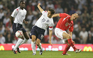 〈世界杯〉只要歐文是隊長英格蘭沒輸過
