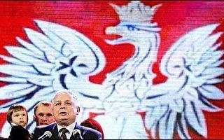 波蘭大選右派獲勝 卡辛斯基當選總統