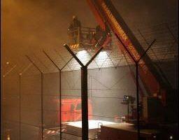 阿姆斯特丹機場大火 11名拘留犯喪生