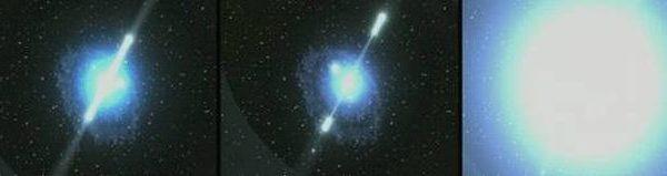 伽马射线暴是目前宇宙中已知威力最大的爆炸,科学家对此掌握的知识非常有限。(图片提供:NASA)